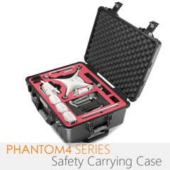 Phantom 4 series - Safety carrying case